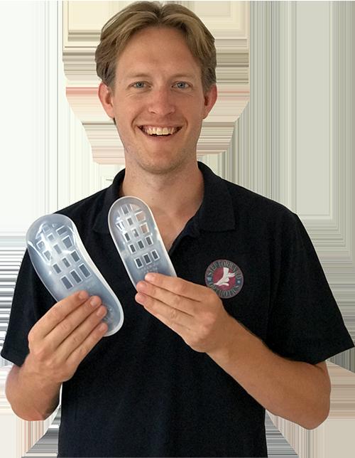 Steunzolen kopen van Step Forward Orthotics: de unieke verende zool voor iedere voet